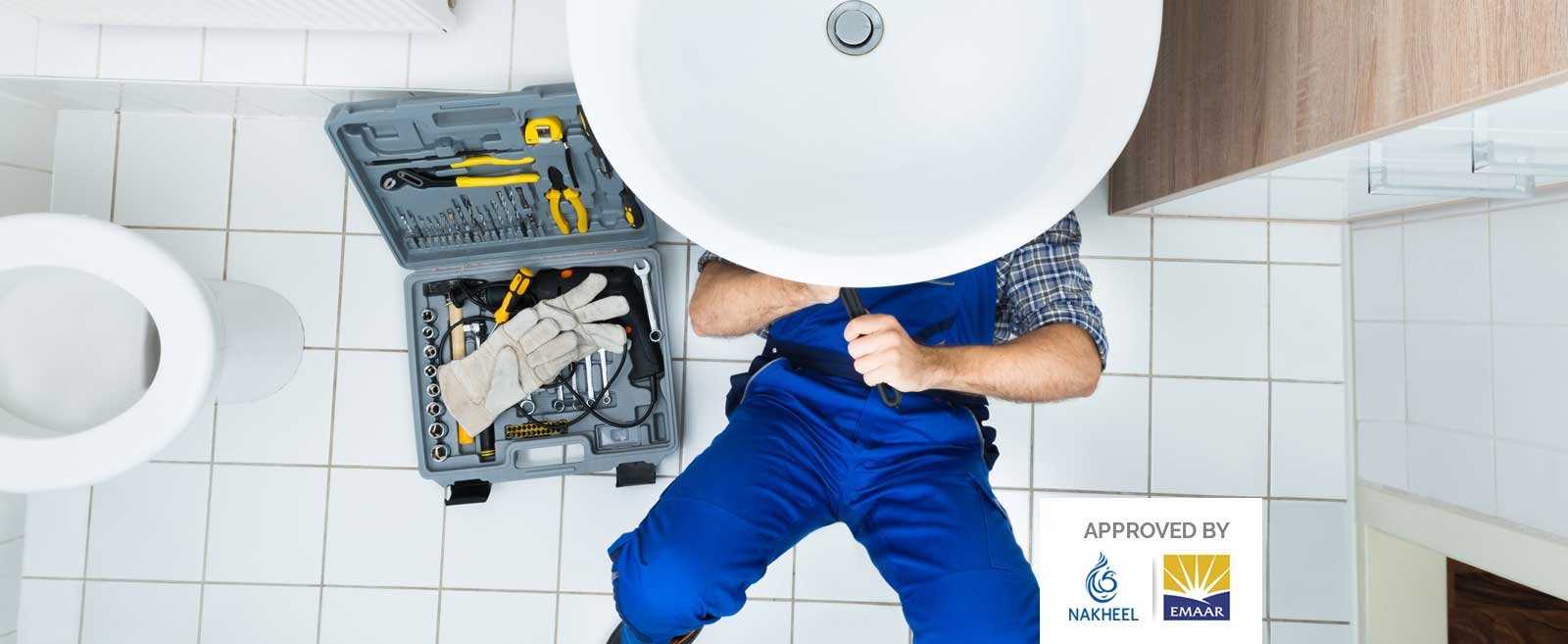 Plumbing Services in Palm Jumeirah Dubai